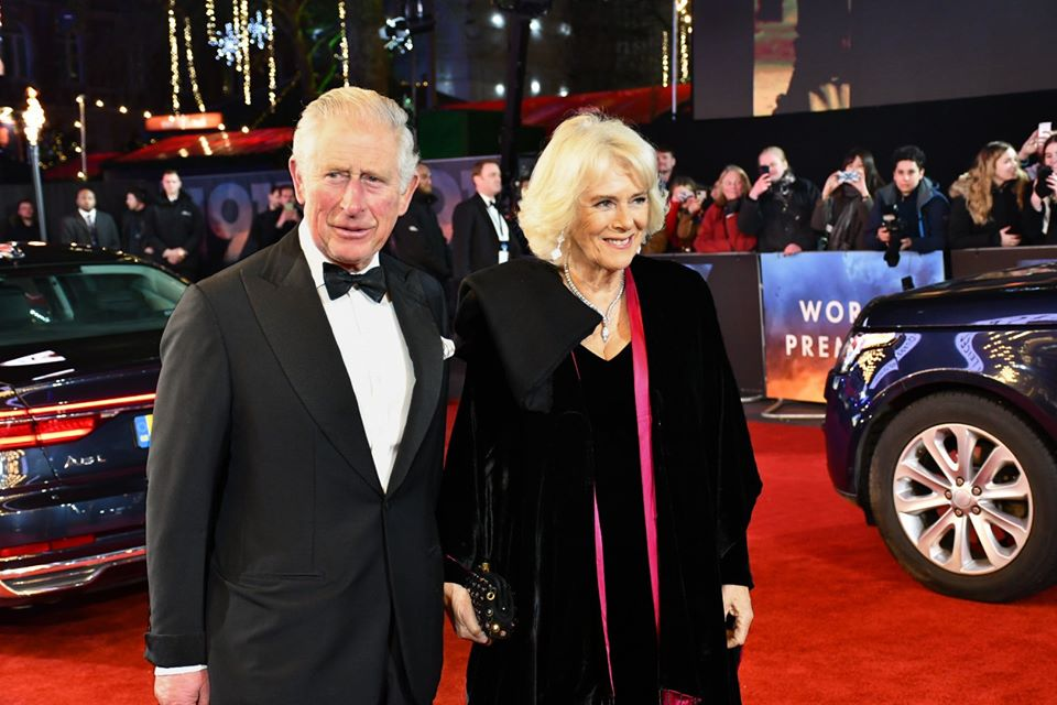 Royal Film Performance - HRH Prince Charles