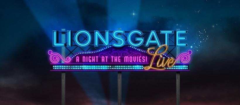 Lionsgate live