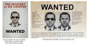 DB Cooper Poster