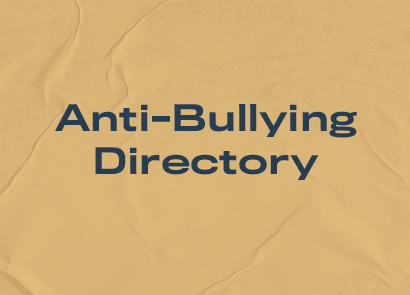 Anti-Bullying Directory of Resources